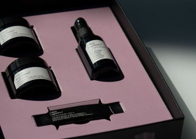Skin Regimen Giftbox Geschenkt Box